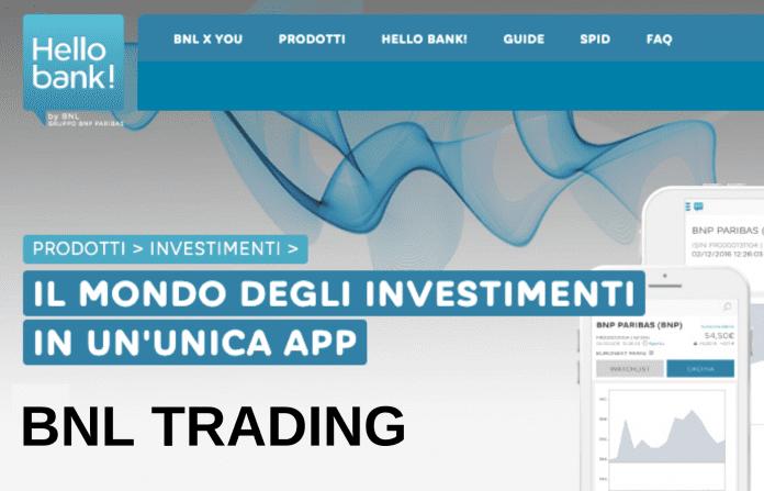 trading bnl