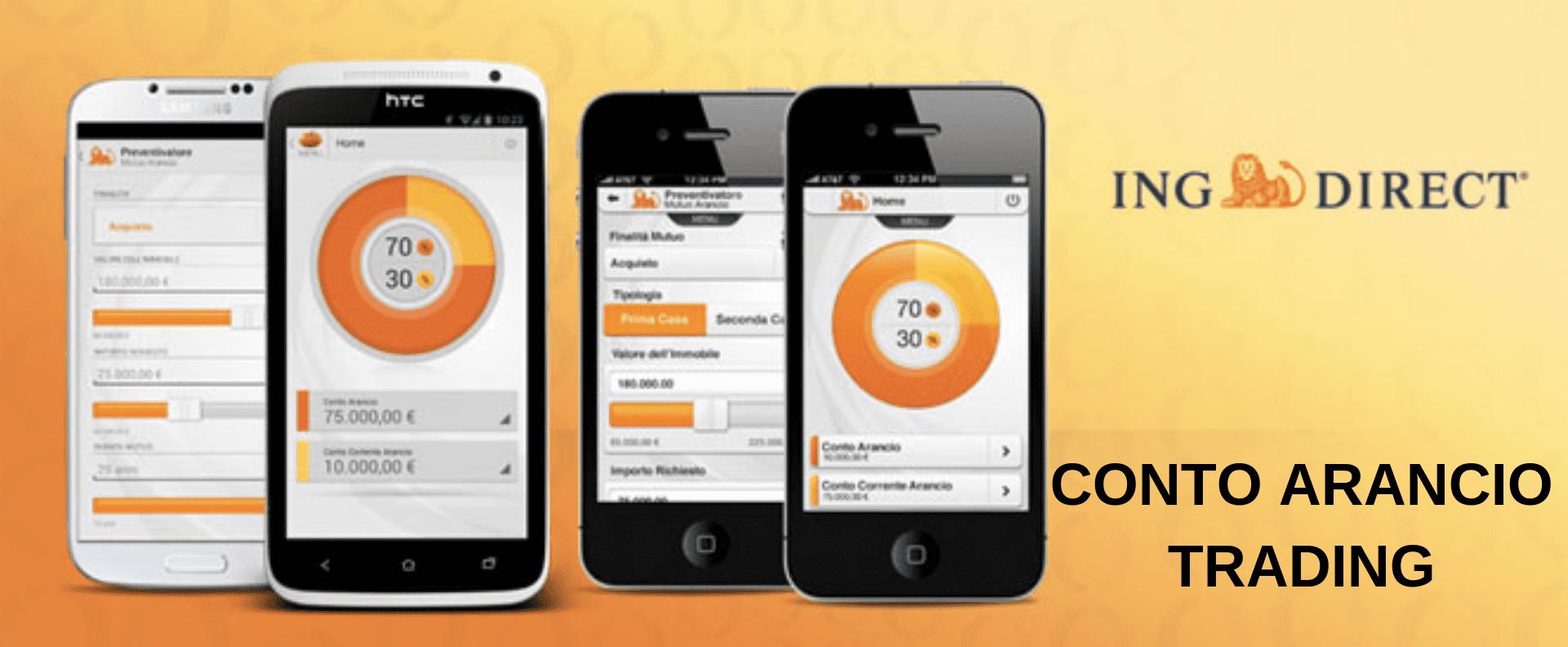 lavorare risparmio casa roma trading online conto corrente arancio