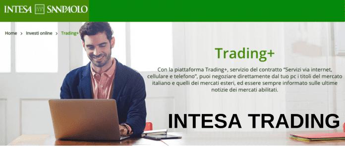 trading online intesa san paolo