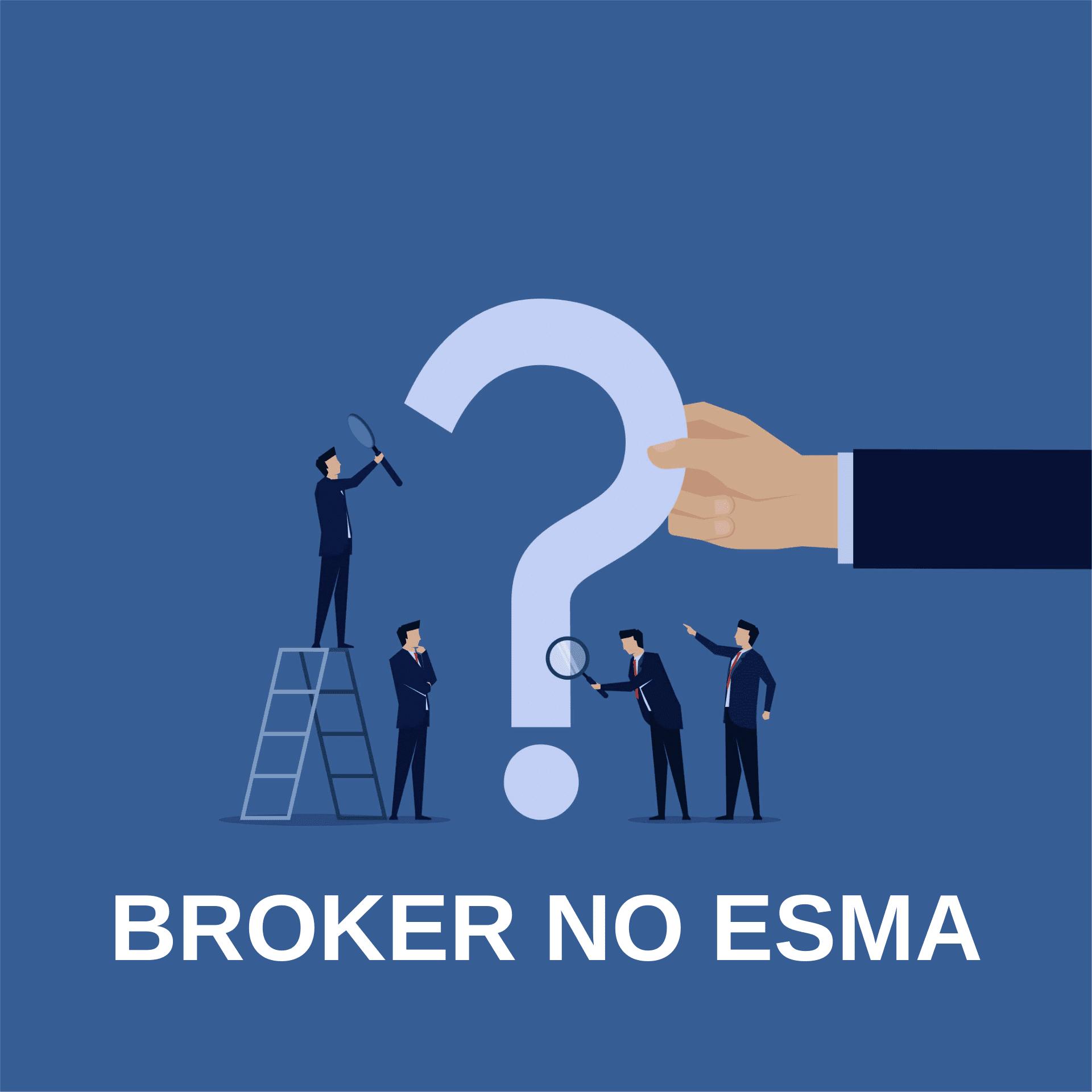 broker fuori esma