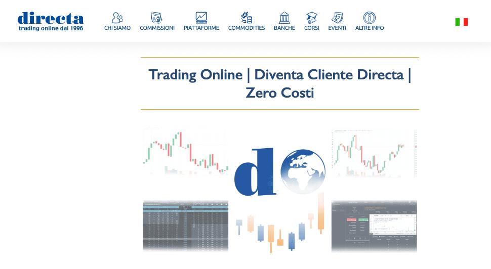 directa trading recensioni